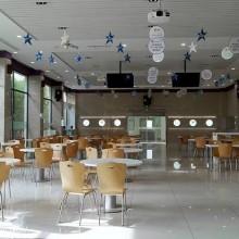 厂房食堂装修